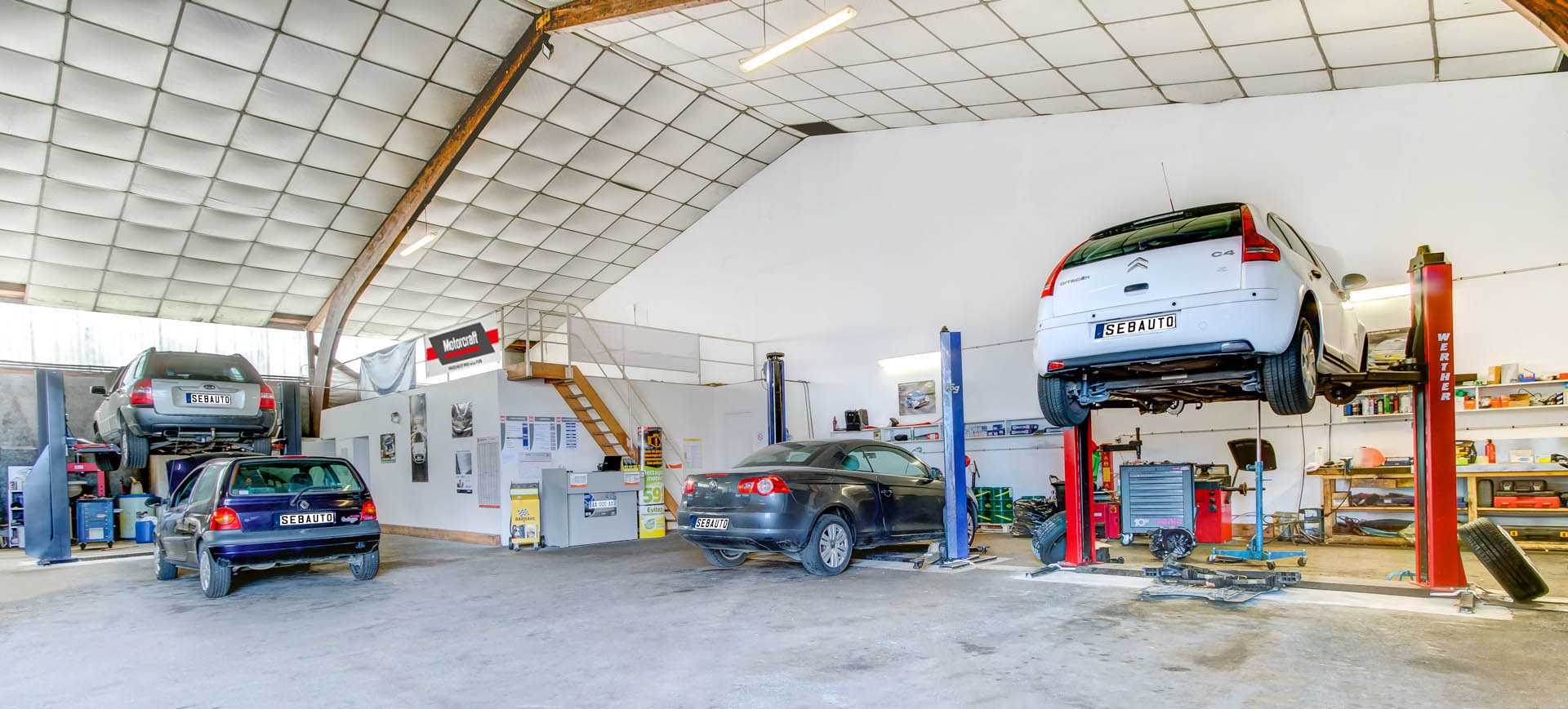 L 39 atelier garage seb auto tarnos sud landes for Reprise vehicule garage